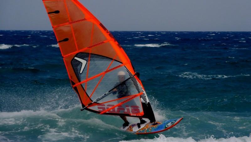 Wind report Saint-Cyprien - Plage de l'Art - France (66) 2014-06-27 12:00:00