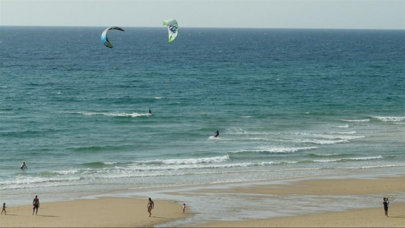 Wind report Biscarrosse Plage - France (40) 2014-06-24 19:00:00