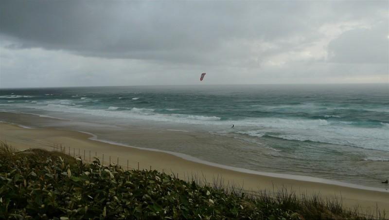 Wind report Biscarrosse Plage - France (40) 2014-06-28 17:00:00