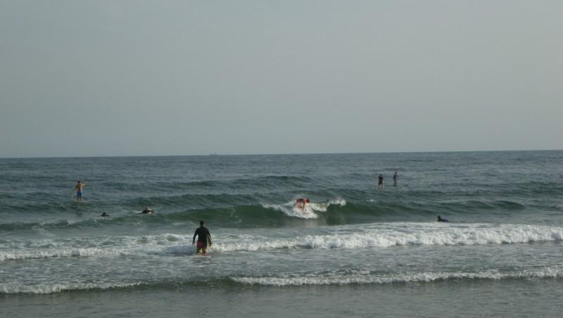 Surf report Carro - France (13) 2014-07-03 19:00:00