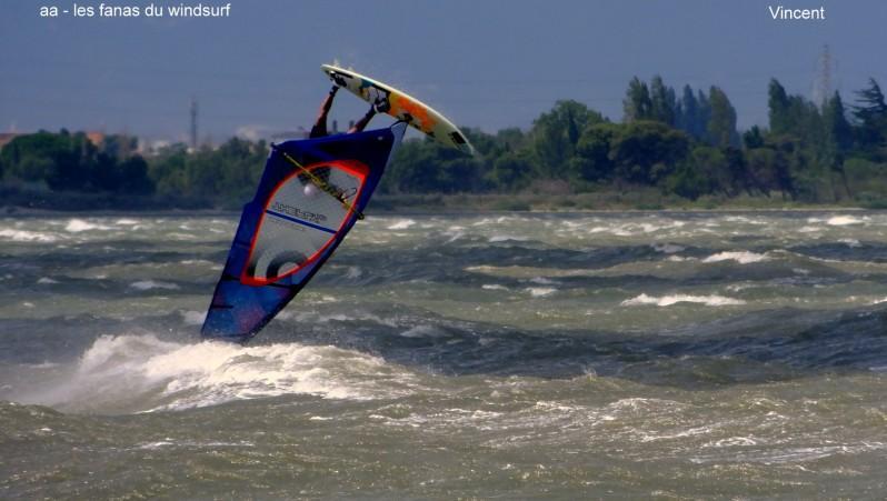 Wind report Le Barcarès - Cap Coudalère  - France (66) 2014-07-10 12:00:00