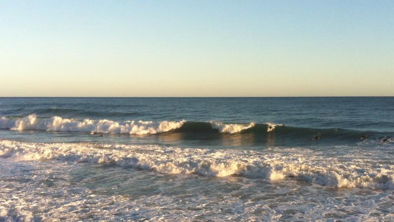 Surf report Vintimille - Italie (IT) 2014-07-08 15:00:00