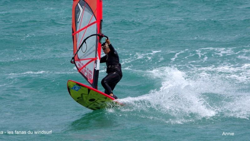 Wind report Saint-Cyprien - Plage de l'Art - France (66) 2014-07-19 12:00:00