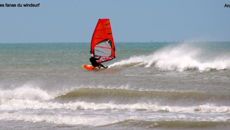 Wind report Port-la-Nouvelle - Vieille Nouvelle - France (11) 2014-07-20 12:00:00