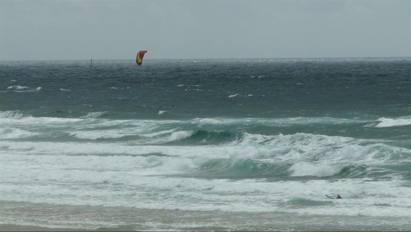 Wind report Mimizan - Plage Garluche - France (40) 2014-07-20 16:00:00