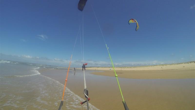 Wind report Côte Sauvage - Pointe Espagnole - France (17) 2014-07-21 14:00:00
