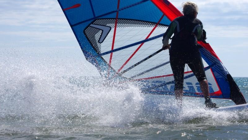 Wind report Port-la-Nouvelle - Vieille Nouvelle - France (11) 2014-07-23 12:00:00