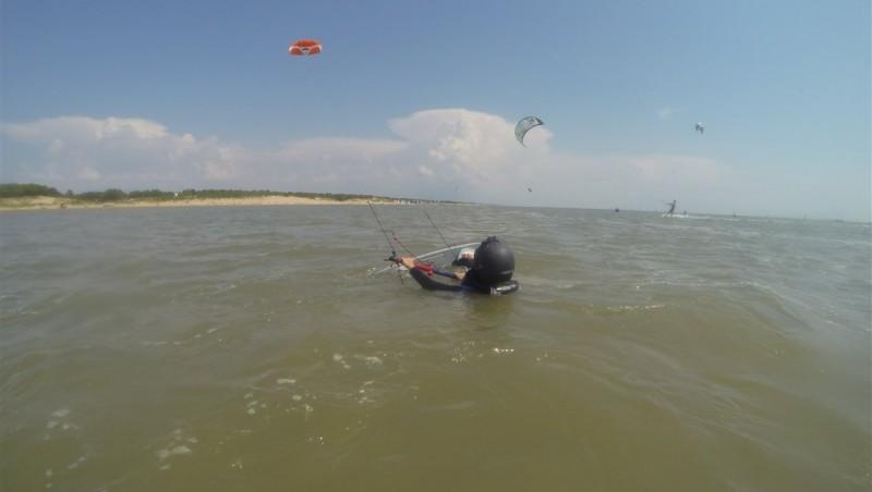 Wind report La Palmyre - Bonne-Anse - France (17) 2014-07-25 15:00:00