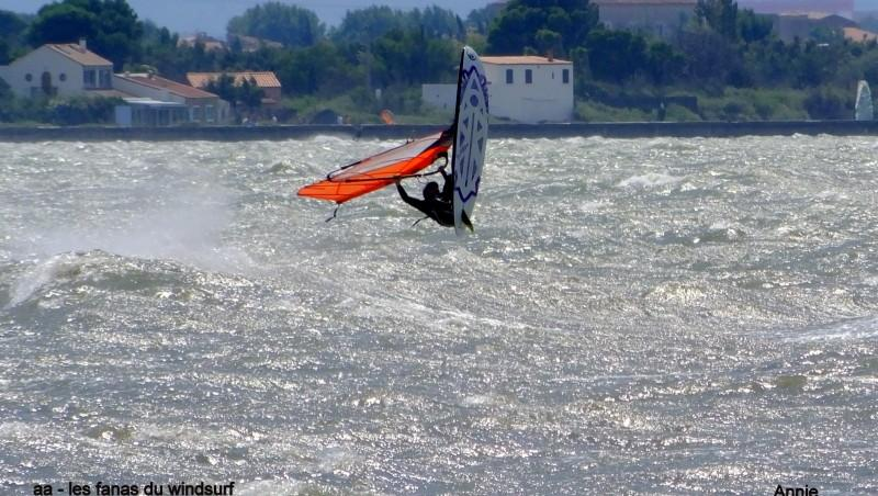 Wind report Le Barcarès - Cap Coudalère  - France (66) 2014-07-29 12:00:00