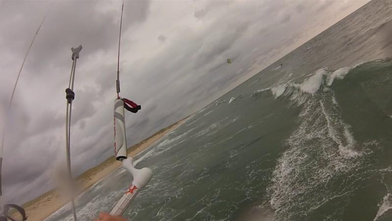 Wind report Le Porge - France (33) 2014-07-29 12:00:00