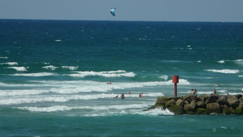 Wind report Contis Plage - France (40) 2014-07-29 18:00:00