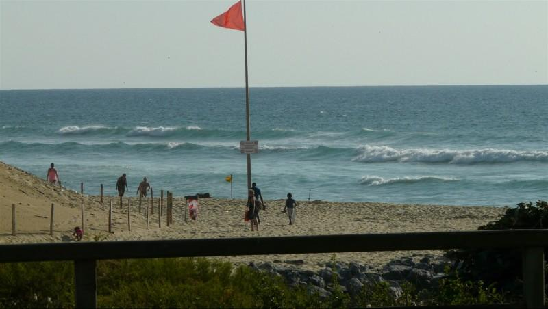 Wind report Mimizan - Plage Garluche - France (40) 2014-07-31 19:00:00