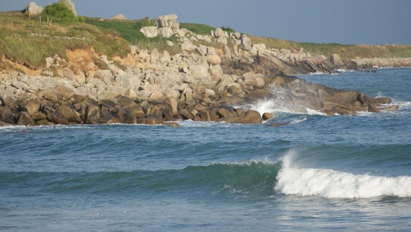 Surf report Dossen - France (29) 2014-08-11 09:00:00