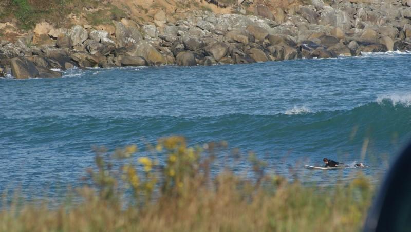 Surf report Dossen - France (29) 2014-08-13 10:00:00