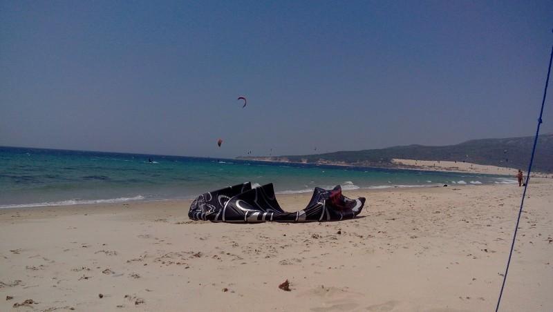 Wind report Tarifa - Valdévarquero - Espagne (ES) 2014-08-16 12:00:00