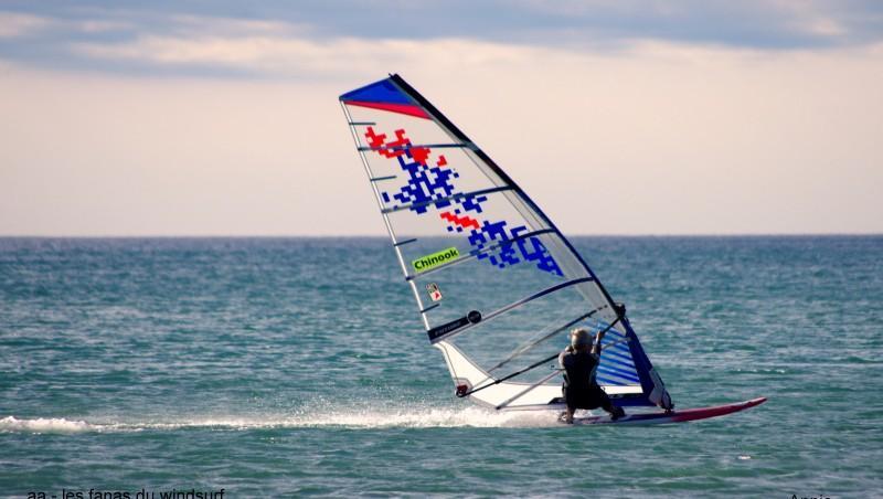 Wind report Port-la-Nouvelle - Vieille Nouvelle - France (11) 2014-08-27 12:00:00