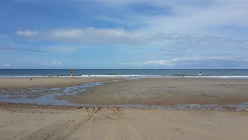 Wind report Le Porge - France (33) 2014-08-30 17:00:00