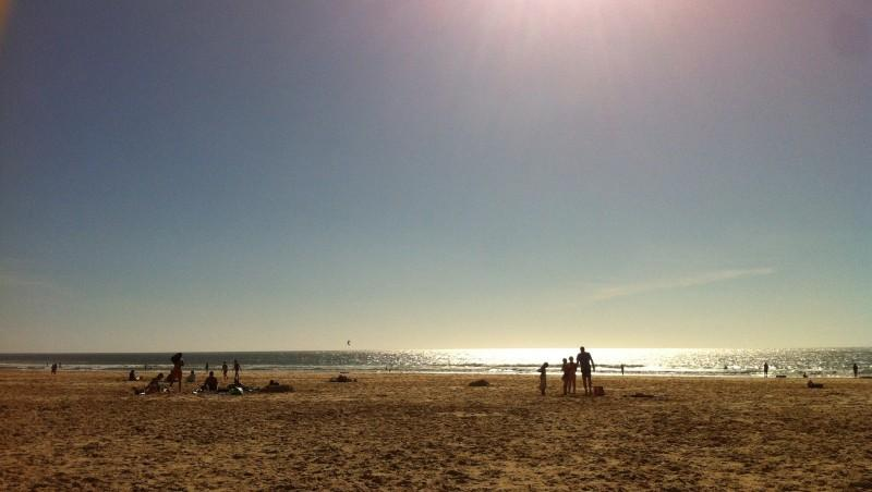 Wind report La Salie - France (33) 2014-09-01 17:00:00