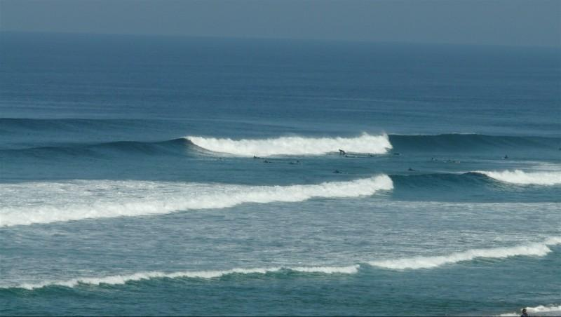 Surf report Cap de l'Homy - France (40) 2014-09-13 10:00:00