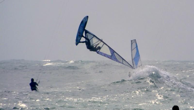 Wind report Cap-d'Agde - Plage Richelieu - France (34) 2014-09-18 12:00:00