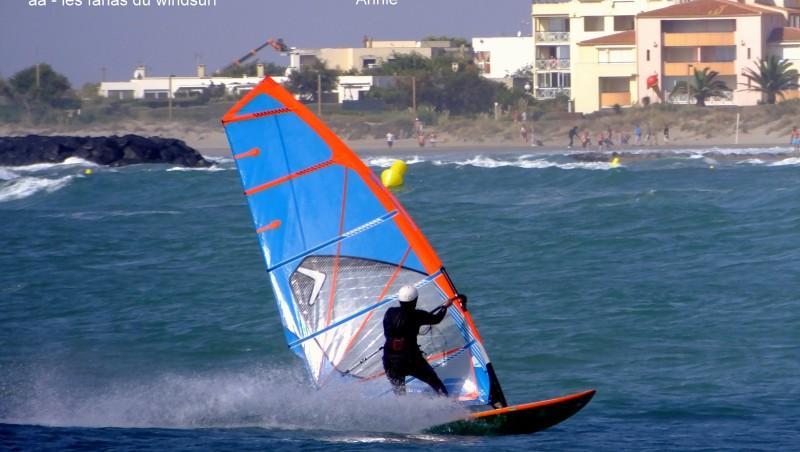 Wind report Cap-d'Agde - Plage Richelieu - France (34) 2014-09-19 12:00:00