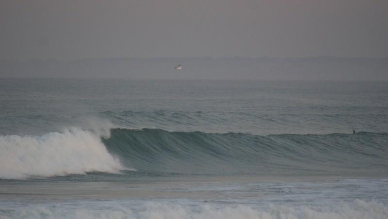Surf report La Torche - France (29) 2014-09-28 08:00:00
