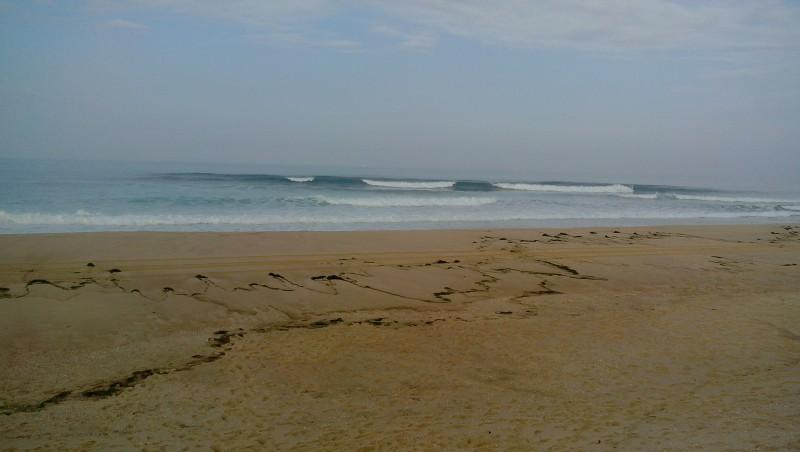 Surf report Cap-Ferret - Plage de L'Horizon - France (33) 2014-09-29 12:00:00