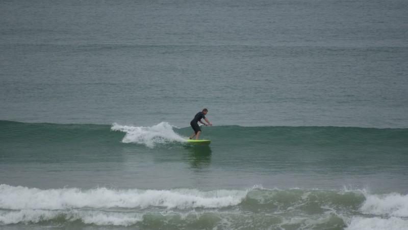 Surf report La Guerite - France (56) 2014-10-02 10:00:00