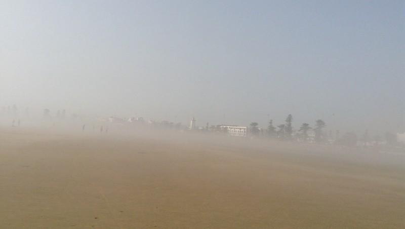 Wind report Essaouira - Maroc (MA) 2014-10-03 12:00:00