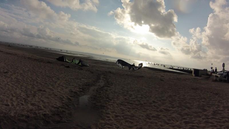 Wind report Andernos - Le Betey - France (33) 2014-10-04 15:00:00