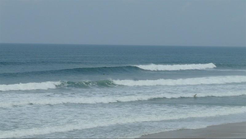 Surf report Carcans Océan - France (33) 2014-10-04 11:00:00
