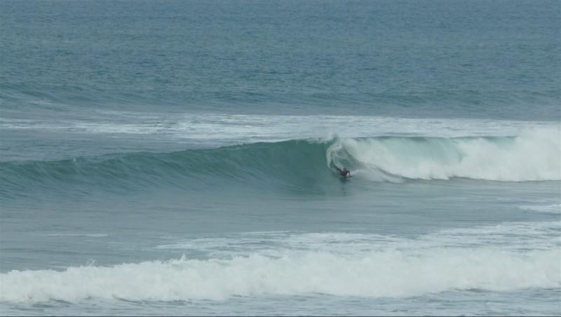 Surf report Carcans Océan - France (33) 2014-10-04 11:00:00