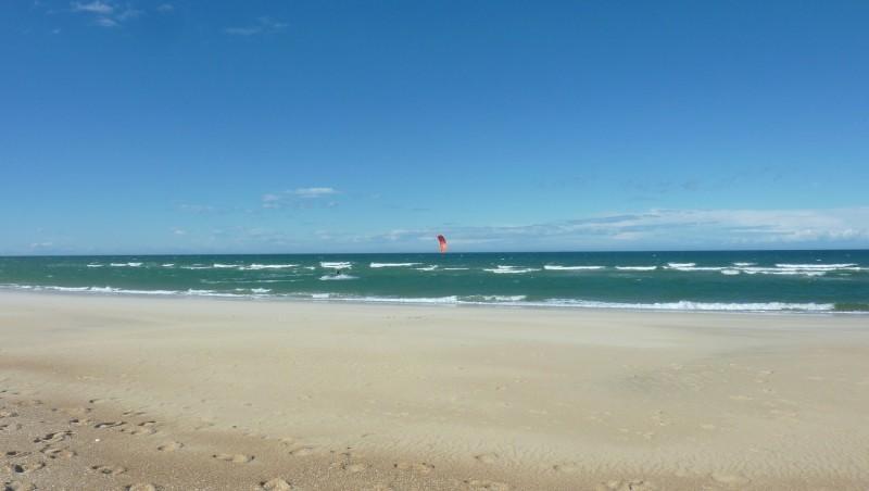 Wind report Cap de l'Homy - France (40) 2014-10-12 11:00:00