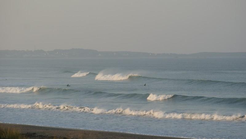 Surf report La Guerite - France (56) 2014-10-27 09:00:00
