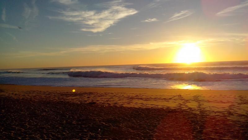 Surf report Cap-Ferret - Plage de L'Horizon - France (33) 2014-10-27 16:00:00