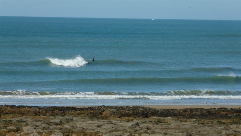 Surf report Bud Bud - France (85) 2014-10-27 14:00:00