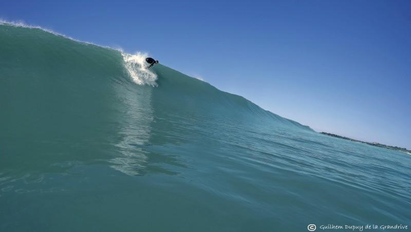 Surf report Anglet Sables d'Or - France (64) 2014-10-23 12:00:00