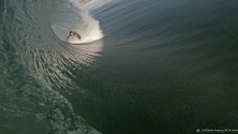 Surf report Anglet Sables d'Or - France (64) 2014-10-28 12:00:00