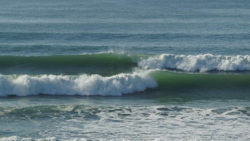 Surf report Le Porge - France (33) 2014-10-29 16:00:00