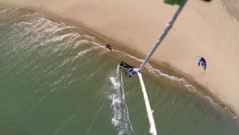 Wind report Hourtin port - France (33) 2014-11-02 14:00:00