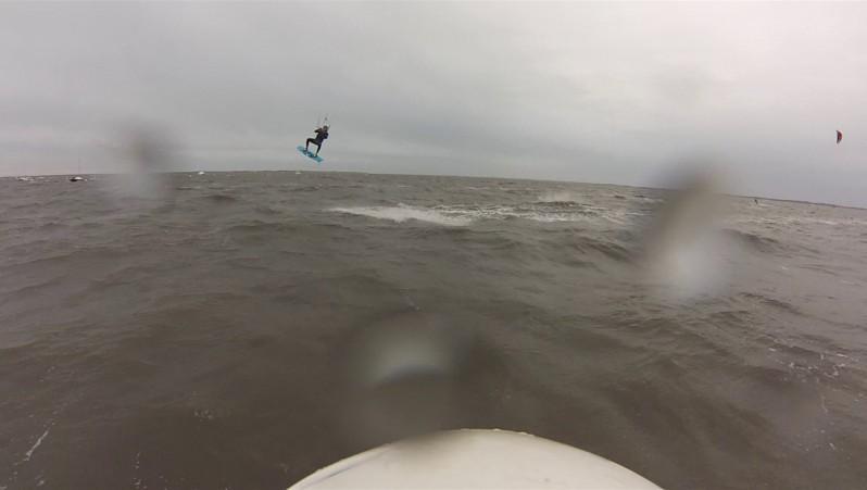 Wind report Andernos - Le Betey - France (33) 2014-11-03 12:00:00