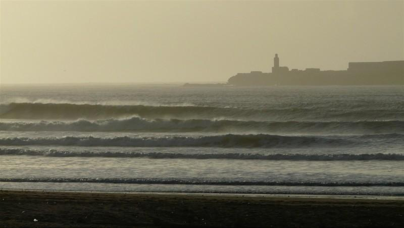 Wind report Essaouira - Maroc (MA) 2014-11-09 14:00:00