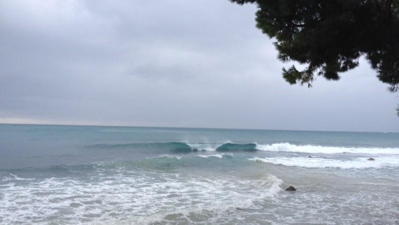 Surf report Vintimille - Italie (IT) 2014-11-10 07:00:00