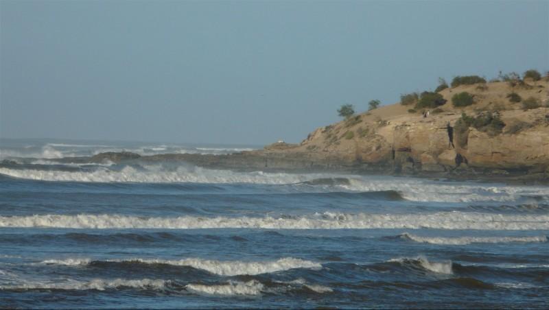 Wind report Essaouira - Maroc (MA) 2014-11-10 09:00:00