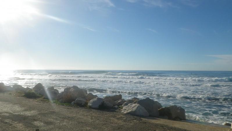 Surf report Carro - France (13) 2014-11-16 09:00:00