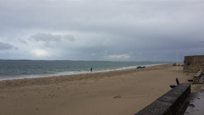 Wind report Arcachon - Les Arbousiers - France (33) 2014-11-16 13:00:00