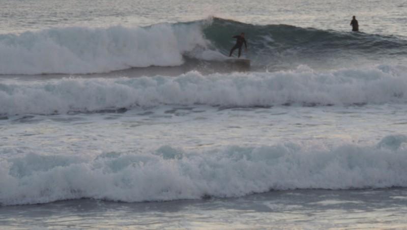 Surf report Sausset-les-Pins - L'Hermitage - France (13) 2014-11-16 15:00:00