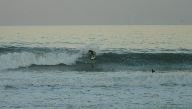Surf report La Bobine - Maroc (MA) 2014-11-18 15:00:00