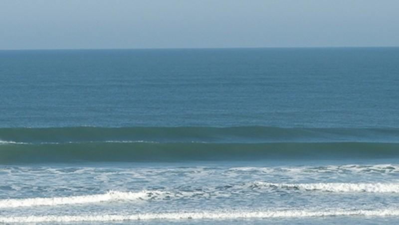Surf report Le Grand Crohot - France (33) 2014-11-21 14:00:00