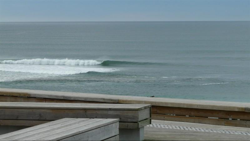 Surf report Contis Plage - France (40) 2014-11-28 14:00:00
